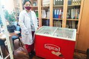 Компания «Баркад» оказывает активную помощь населению и врачам